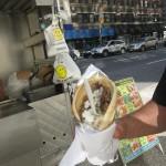 New York New York, big city of kebab?