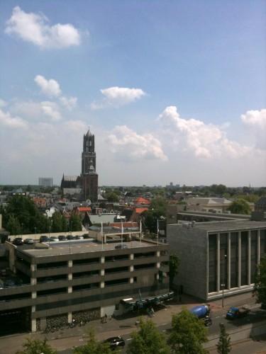 Utrecht met Dom
