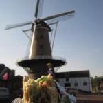 Bijzonder broodje in Culemborg