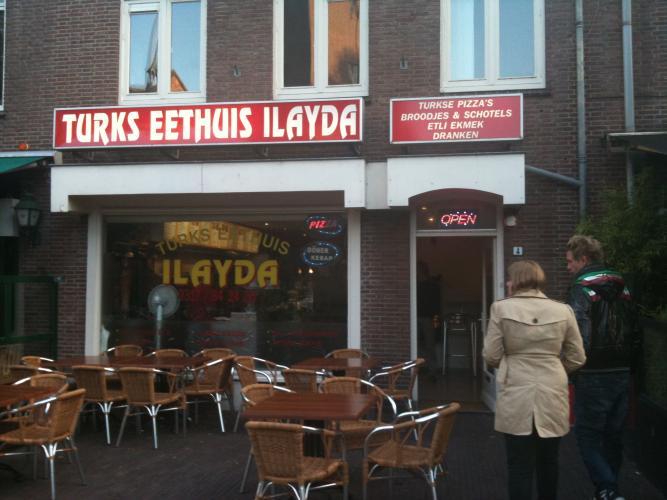 Kebab wageningen
