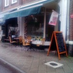 Cafetaria de Nachtegaal, Utrecht