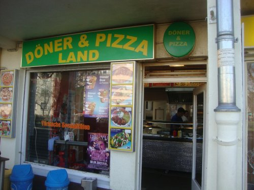 Pizza Döner Land Frankfurt