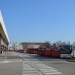 Kiosk Autobusova Stanica, Bratislava