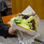 Kebab van de Supersnacks Apeldoorn