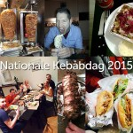 Nationale Kebabdag 2015 in beeld