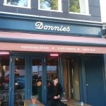 Donnies III, Amsterdam